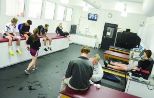 SSM athletic training facility