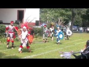 Aztec Dancers Faribault International Festival