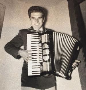 Armond Rezac 1954