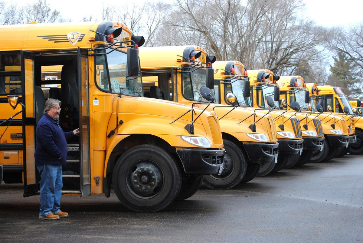 Bus drivers feel the love on first-ever School Bus Driver Appreciation Day in Minnesota