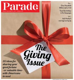 Parade Magazine 12_21_14