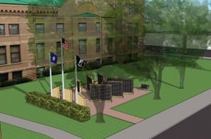 Proposed Waseca County Veterans Memorial
