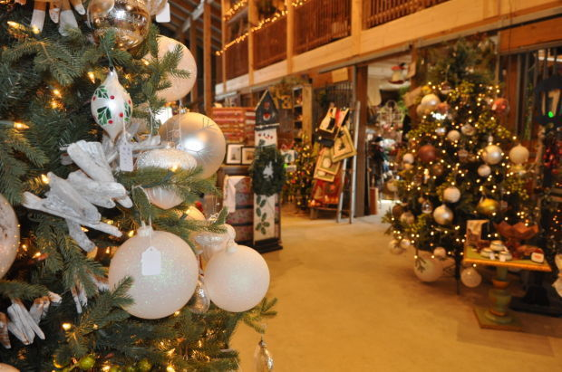 A touch of country class in waseca holds first ever for Country christmas craft show