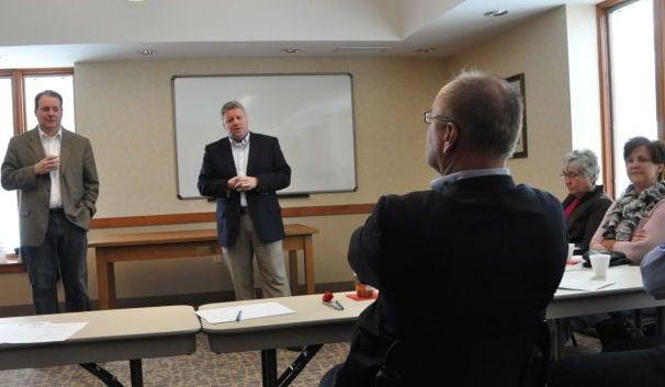 Le Sueur County legislators field questions at town hall ...