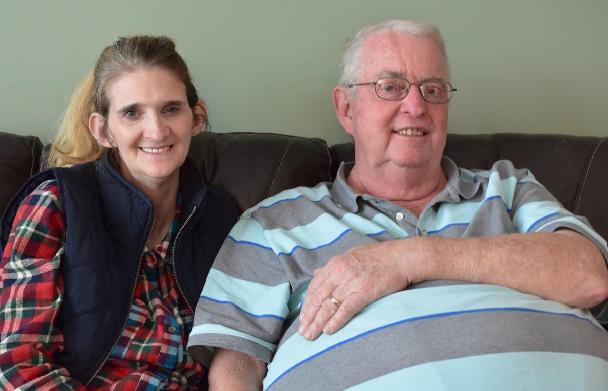 Kidney recipient now seeks donation for father