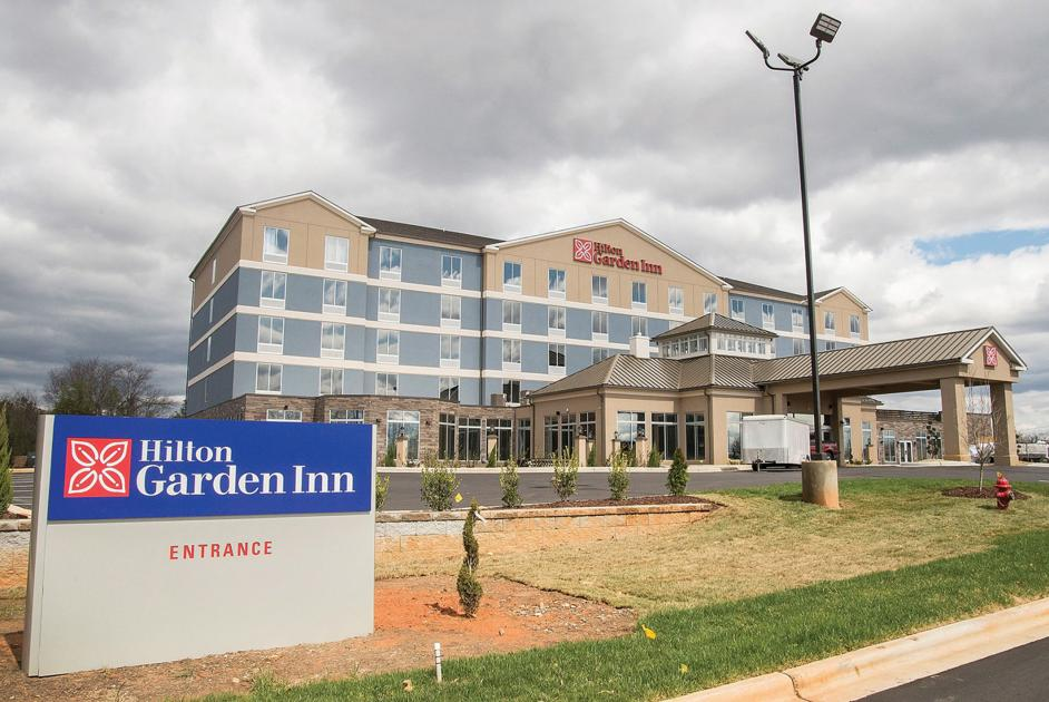 Hilton Garden Inn Opens To Visitors In Statesville News