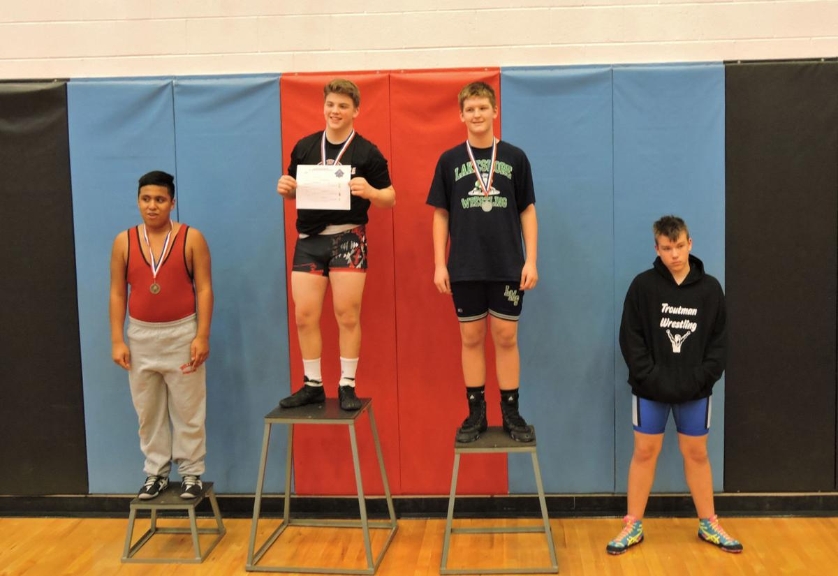I Ss Middle School Wrestling Championships Galleries
