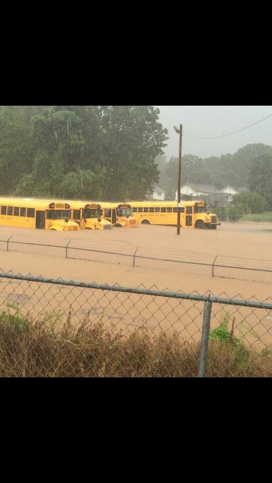 statesville flooding
