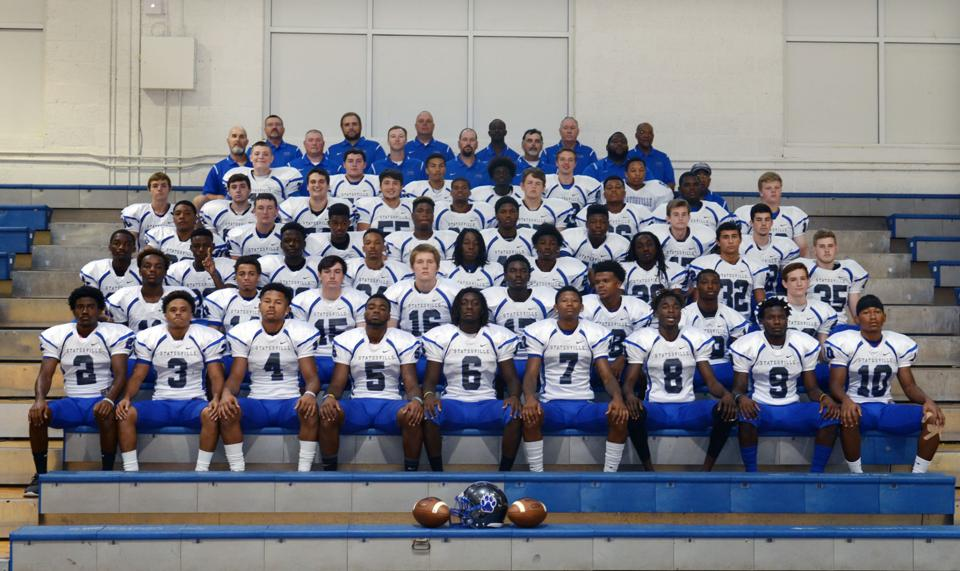 Statesville Greyhounds Ramseur Gives Greyhounds A Chance To Be Npc S Finest