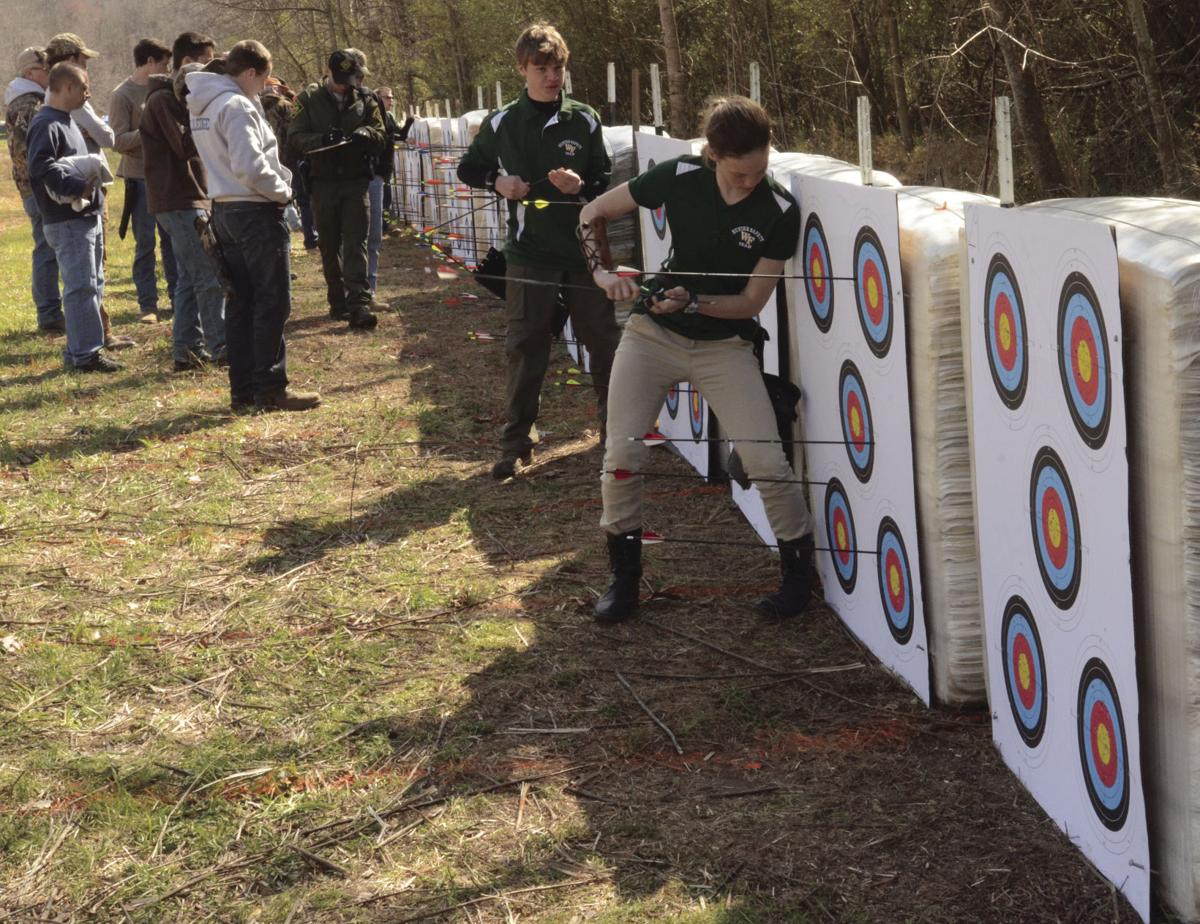 Scenes From The Hunter Skills Tournament At Hunting Creek Preservers Galleries