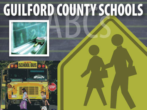 guilford school board meets at 6 p m  today