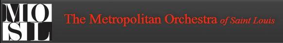 Metropolitan Orchastra Of Stl