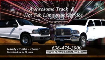 A Awesome Limousine & Party Bus Service