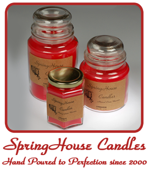 SpringHouse Candles - Saint Louis