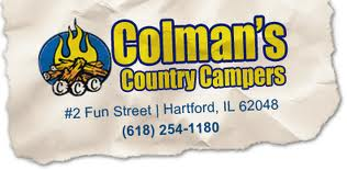 Colman's Country Campers