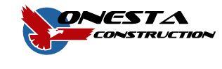 Onesta Construction