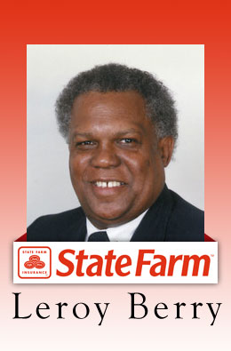 State Farm Insurance Leroy Berry