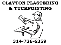 Clayton Plastering And Tuckpointing