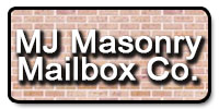 MJ Masonry Mailbox Co.