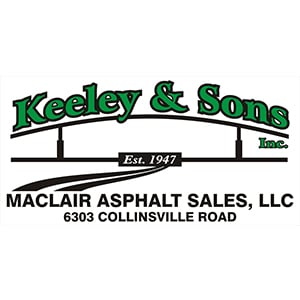 Keeley & Sons INC / Maclair Asphalt Sales LLC