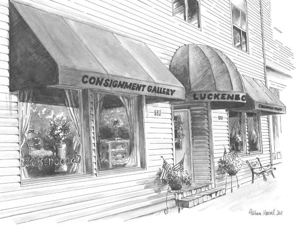 Luckenbooth Consignment Gallery