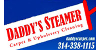 Daddy's Steamer Carpet and Upholstery Cleaner