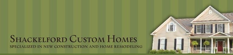 Shackelford Custom Homes