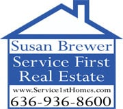 Susan Brewer Service First Real Estate