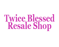 Twice Blessed Resale Shop