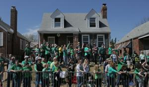 St. Patrick's Day parades celebrate Irish heritage