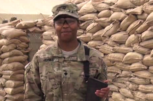 Video: Thanksgiving shoutouts to military family members