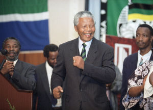 Nelson Mandela: the public life of the South African leader