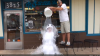 Ice bucket challenge is a red hot fundraiser