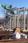 Contegra Construction completing work on Roxana water treatment plant
