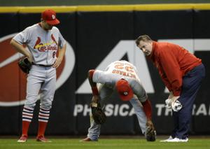 Weekend wrap-up: Cards lose one game, three players