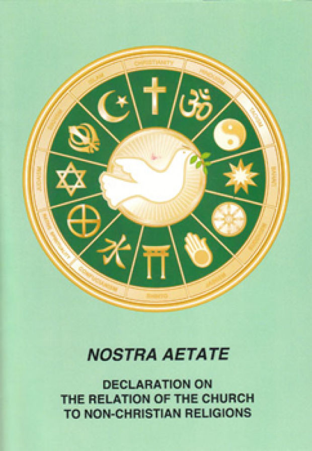 nostra aetate (the following is a summary of nostra aetate, of the second vatican council it retains the original preface and the chapter and numbering according to the actual ordered sections of the document.