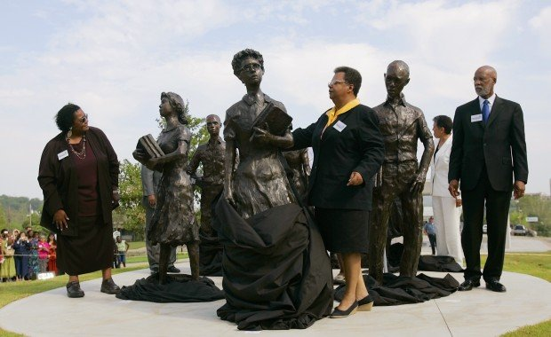 Eckford Beals Roberts Little Rock Nine News