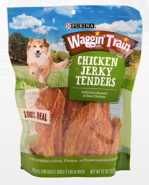 Image Result For Waggin Train Dog Treats