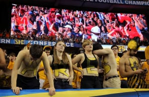 Mizzou fans soak up the SEC title game