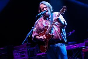 iParty@ Widespread Panic at the Peabody