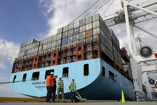 US trade deficit in September at lowest level in 19 months