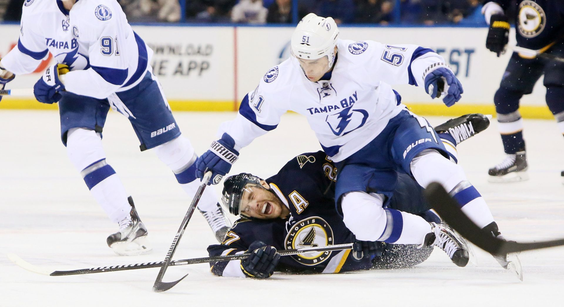 Blues have to move on without Shattenkirk