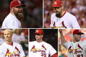 Bernie: A look at the Cards' 5 free agents
