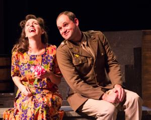 Love finds a way in 'Much Ado About Nothing'