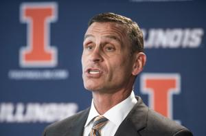 Illinois athletics has a mess on its hands