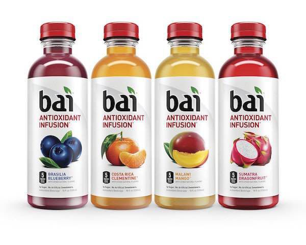Dr Pepper Lays out $1.7B for Low-Calorie Drink Maker Bai