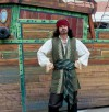 The Pirate King at the Muny