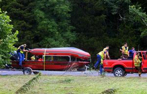 Body found in Jefferson County creek after cars swept off bridge in flash flooding
