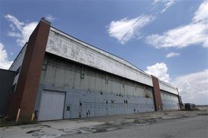 Rosie the Riveter's old plant spared from demolition