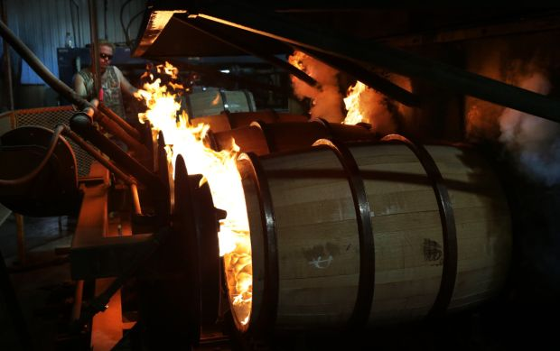 bourbon boom driving missouri barrel sales   business